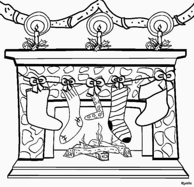 christmas coloring pages for kids az coloring pages