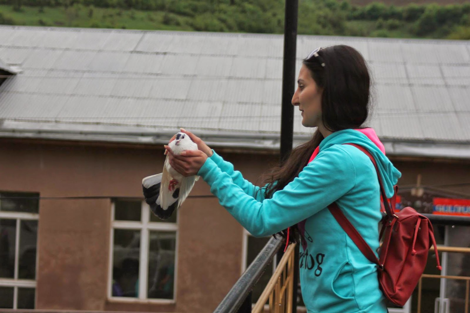 Լրագրող Հասմիկ Մելիքսեթյանն աղունիկ է թռցնում