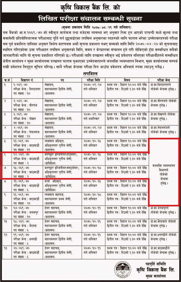 second career application form 2014