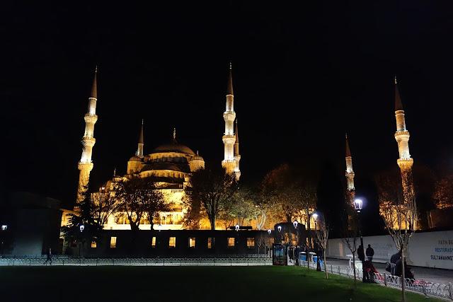 Sultan Ahmed Camii Blue Mosque