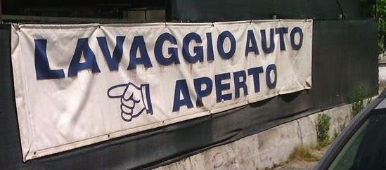AUTOLAVAGGIO DE LUCA COLLE DELL'ARA 3939930913