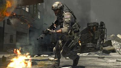 Call Of Duty MW 3