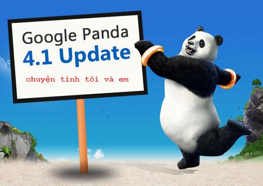 phục hồi sau hình phạt Panda 4.1