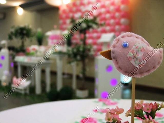 decoracao e personalização de festas