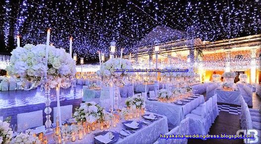Best and unique winter wonderland wedding decorations best winter wonderland wedding decorations solutioingenieria