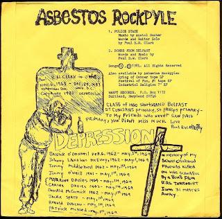 Asbestos Rockpyle Police State