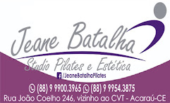Jeane Batalha - Studio Pilates e Estética