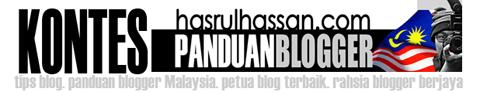 Kontest Panduan Blogger - Membudayakan Ilmu Blog
