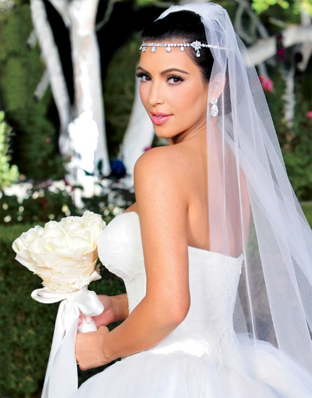 miss.makeup.addict: Ki... Kim Kardashian Wedding