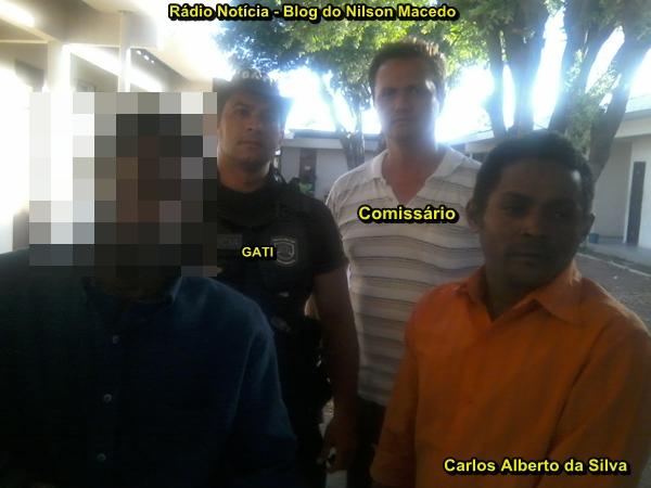 OURICURI-PE: Malhas da Lei da 24ª DESEC e 7º BPM prendem homem acusado pelos crimes de homicídio e tráfico de droga