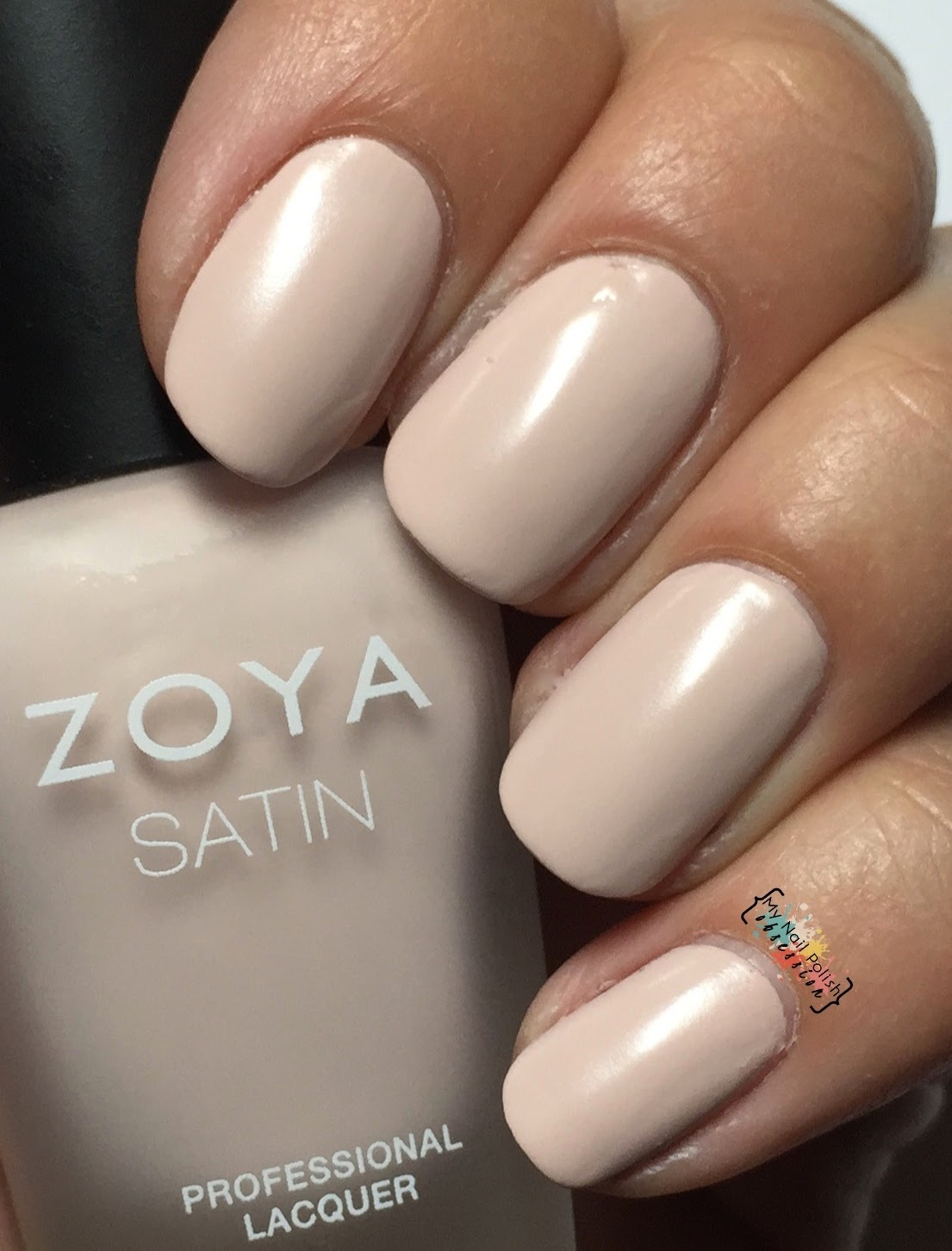 My Nail Polish Obsession: Zoya Naturel Satin Collection