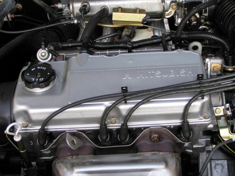 2003 Mitsubishi Lancer 126000 Kms Update