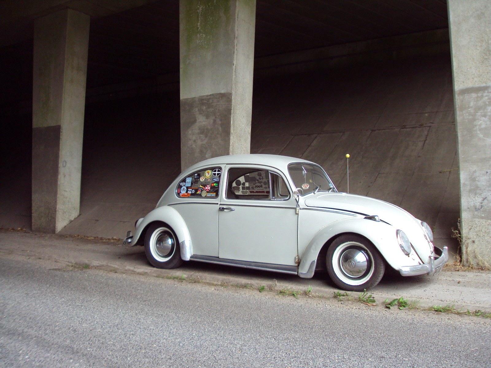 For Sale Volkswagen Beetle Grey 1965 - Buy Classic Volks