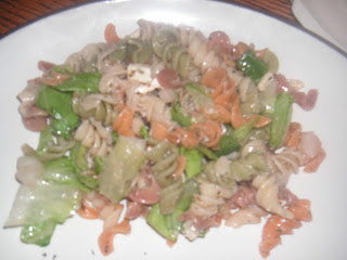 Hezzi-D's Books & Cooks: Pasta Pizza Salad