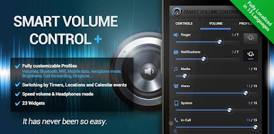 Smart volume control apk