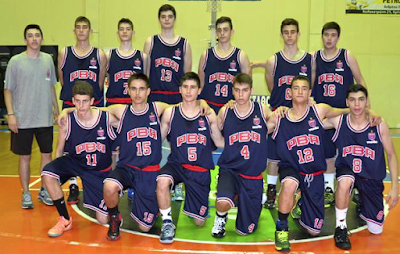 Πιερικός  - Πανιώνιος ΓΣΣ 41-84  . To video του αγώνα της 4ης αγωνιστικής του 42ου Πανελληνίου Πρωταθλήματος Παίδων  [basketpress.gr]