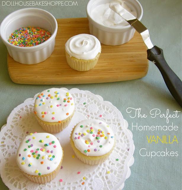 Cupcakes Vanilla Recipe Best my Best Vanilla Cupcakes
