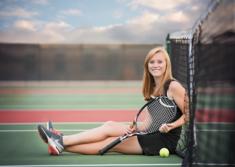 Senior pictures | sports senior photos