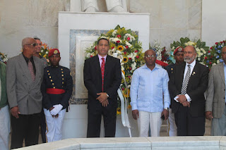Trajano Santana resalta los aportes del PRI a la democracia  dominicana