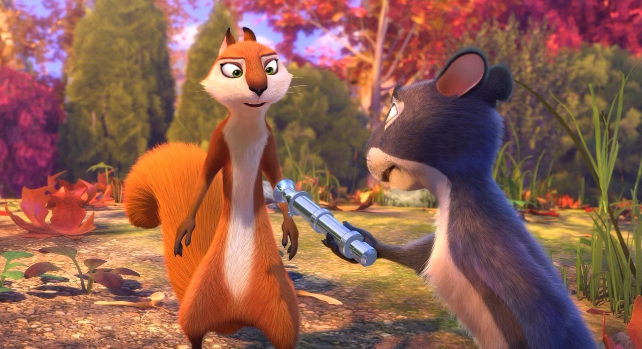 The Nut Job (2014) S3 s The Nut Job (2014)