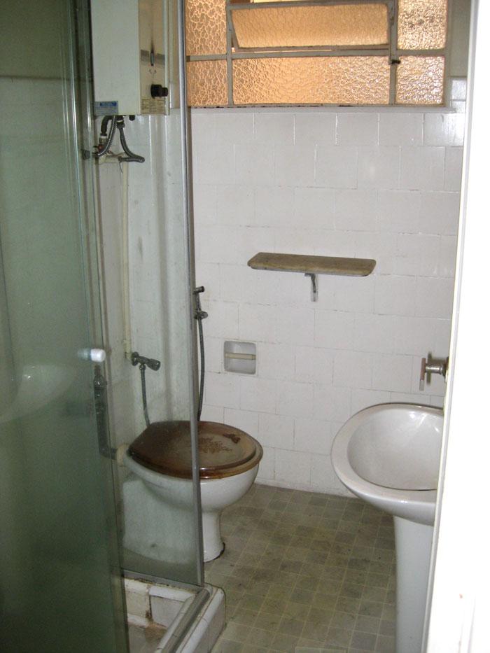 esta banheiro