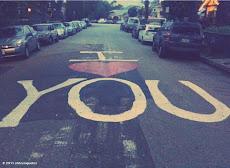 Tú aquí, conmigo.