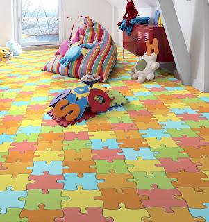 piso adesivo decoração infantil