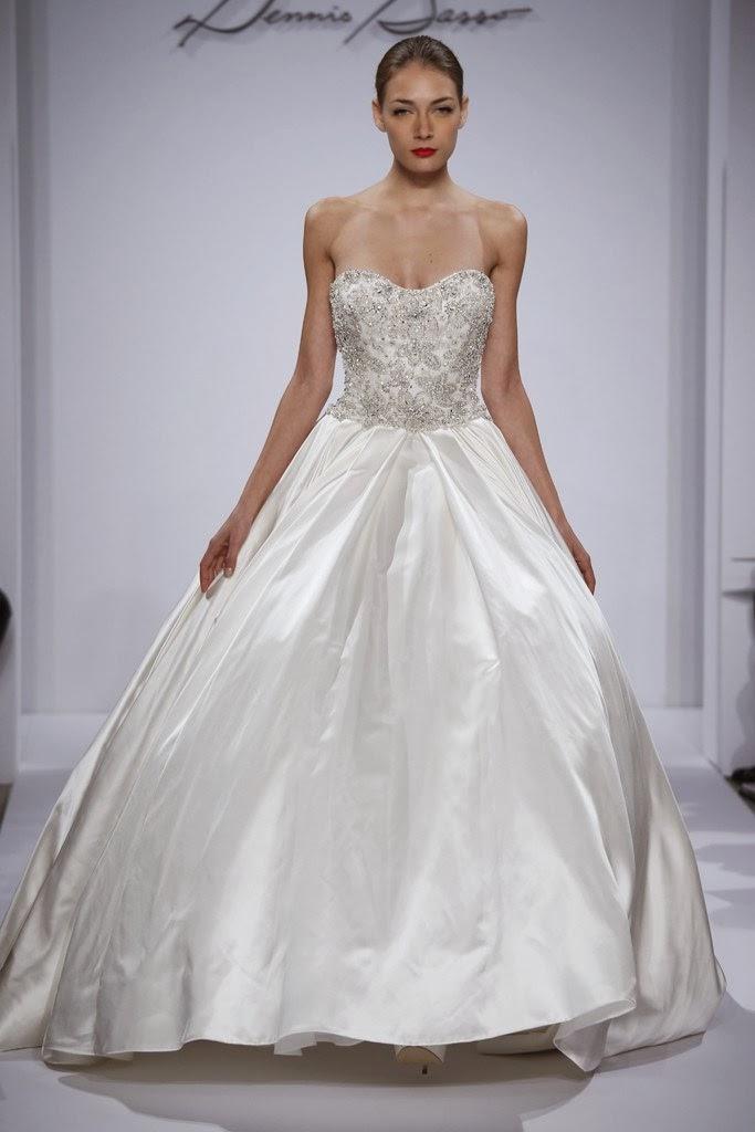 Dennis Basso 2014 Spring Bridal Collection