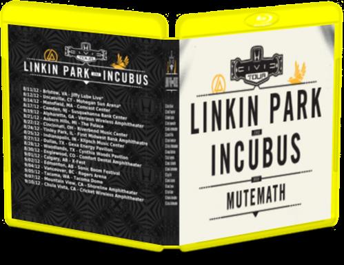 Linkin Park Honda Civic Tour 2012.720p.HDTV.DTS