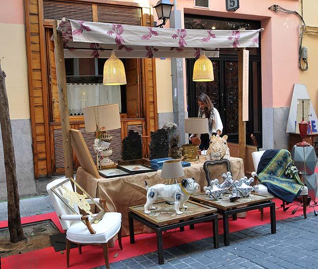 Mercadillos decoraccion mercadillo de antig edades y - Mercadillo antiguedades madrid ...