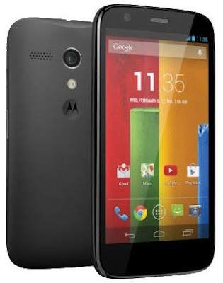 Motorola Moto G complete specs and features