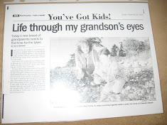 Life through my grandson's eyes - You've Got Kids!