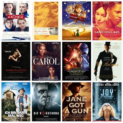 der cineast Kinovorschau Dezember 2015