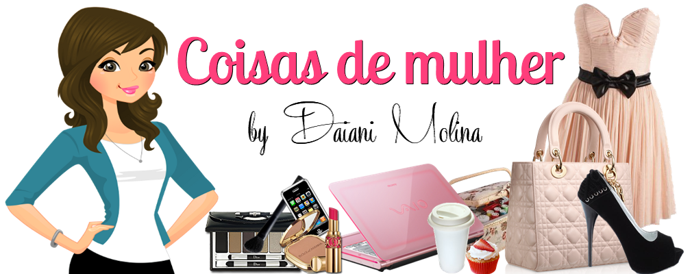 Coisas de mulher by Daiani Molina