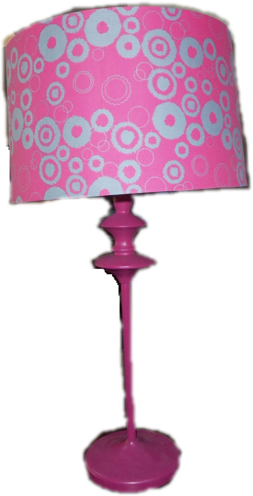Beachnut Lane Drum Shade Lamp For A Teen 39 S Room