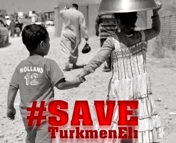 Добровольцы собирают гуманитарную помощь для туркмен Ирака