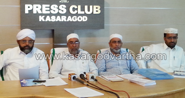 Ullal Uroos, Kasaragod, Press Conference, Kerala, Ullal Uroos to begin on 2nd April