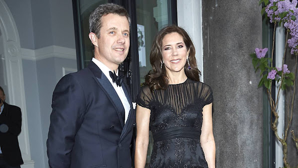 Princess Mary Style - YDE Copenhagen Dress