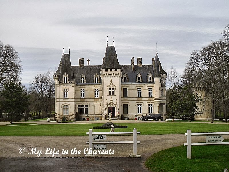 French Chateau New Years Eve