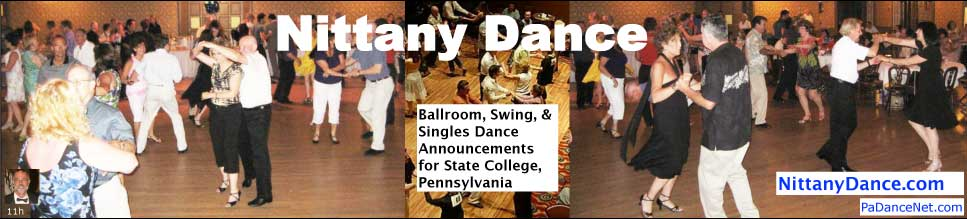 Ballroom Dance Groups in State College, Pennsylvania | Nittany Dance.com