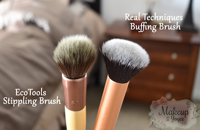 Ecotools Stippling Brush Review
