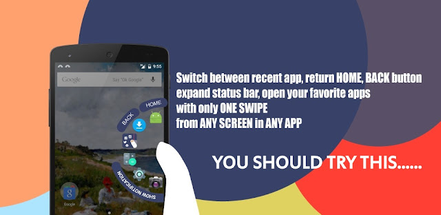 Get Stylish Swiftly Multitasking App in Any Android Phone Without Root