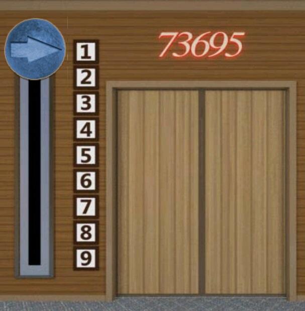 Solved 100 doors of revenge level 91 to 95 walkthrough for 100 door walkthrough