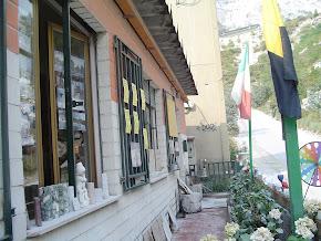 Carrarai szuvenírek