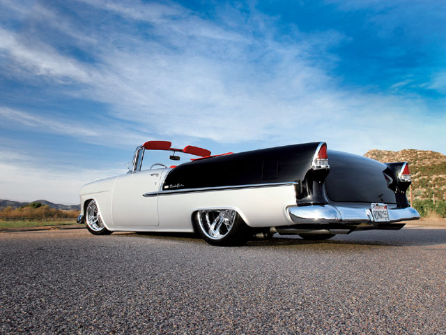 1955 Chevrolet Bel Air Hot rod pictures   Hot Rod Cars