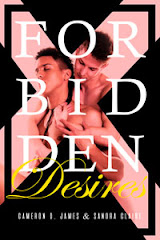 FORBIDDEN DESIRES<br>Cameron D. James