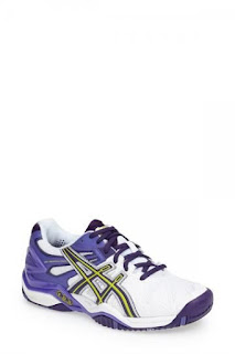 ASICS® 'GEL-Resolution 5' Tennis Shoe (Women)