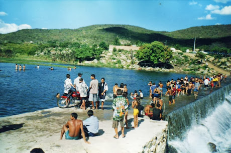 Barragem de Barra do Sotero, Croatá-CE