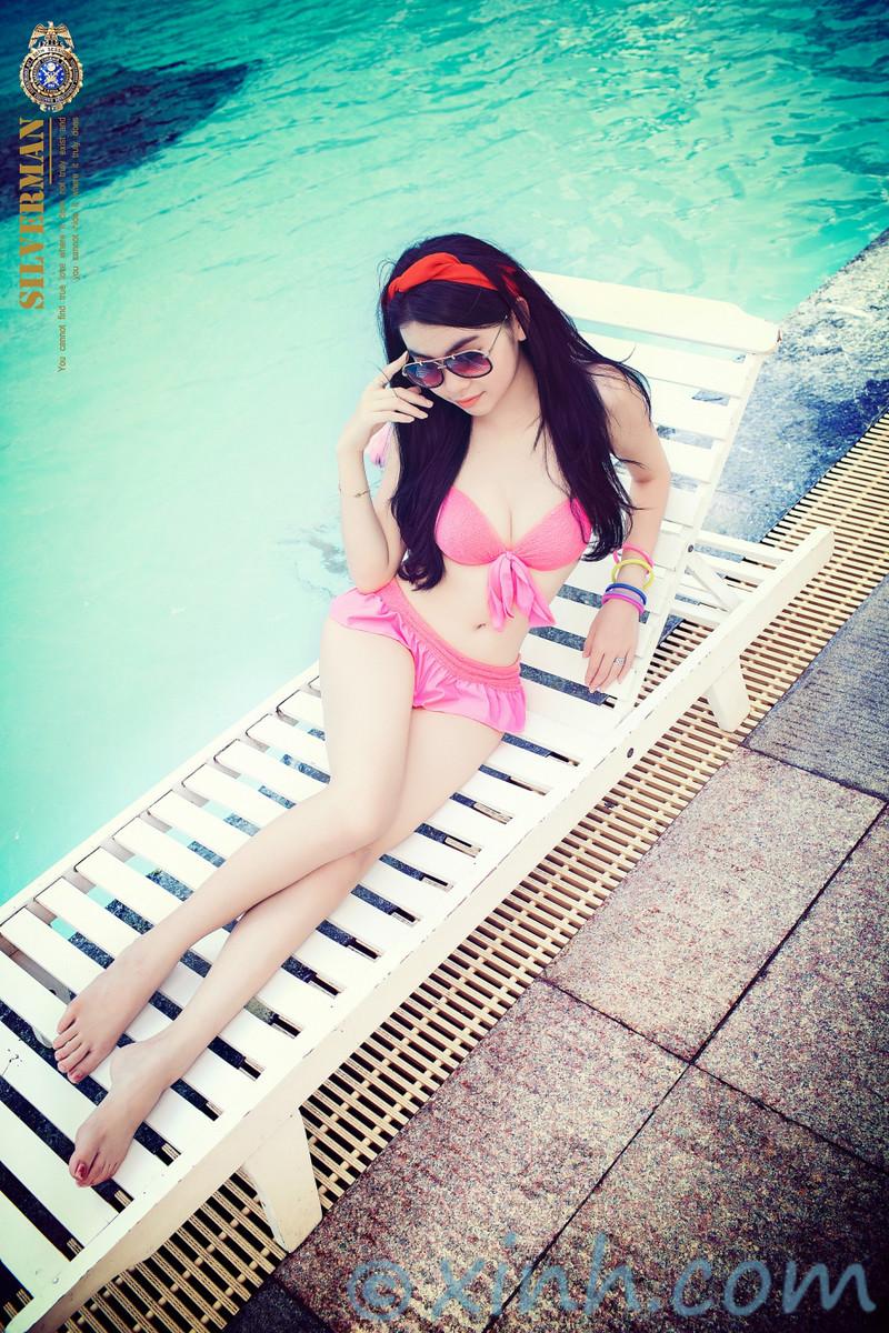 Cực phê Girl xinh bikini Việt Nam 2015 12