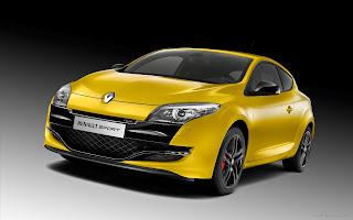 2010 New Megane Renault Sport